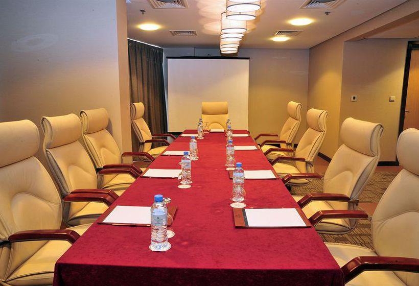 Salas de reuniões Hotel Kingsgate Doha