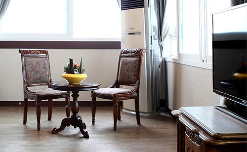 Hotel Cherbourg Incheon