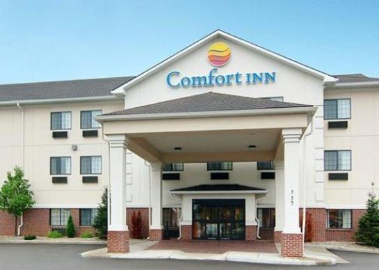 Kalamazoo Comfort Inn Hotel