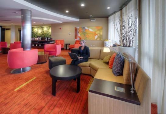 Hotel Courtyard Medford Airport