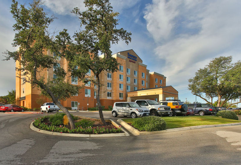 Hotel Fairfield Inn Suites San Antonio Ne Schertz