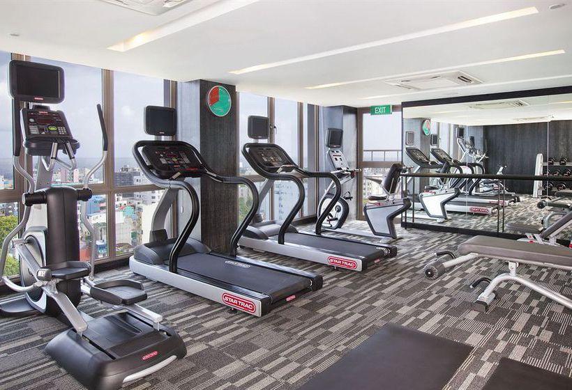 Sports facilities Hotel Jen Malé Male