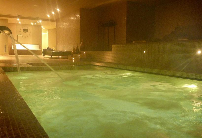 Zona termale Hotel Xalet Bringue El Serrat