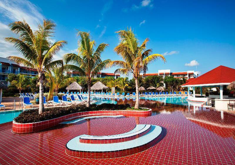Hotel Memories Paraiso Azul Beach Resort Cayo Santa Maria