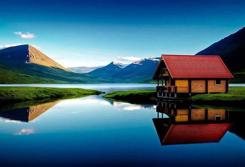 Hotel Brimnes, Olafsfjordur as melhores ofertas com Destinia