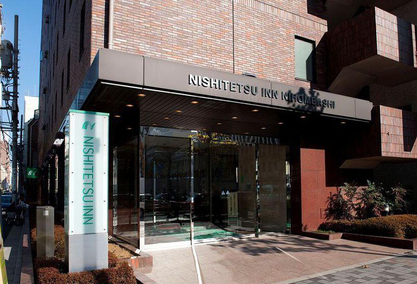Hotel Nishitetsu Inn Nihonbashi Tokio