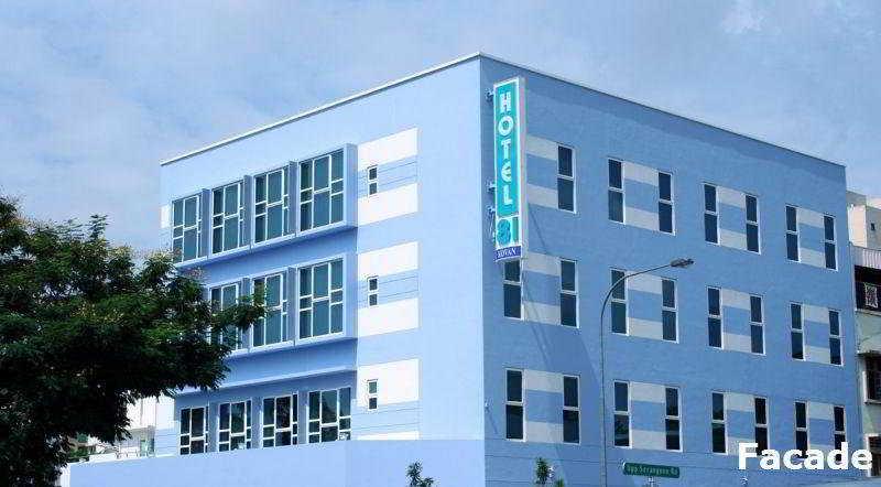 Hotel 81 Kovan Singapur