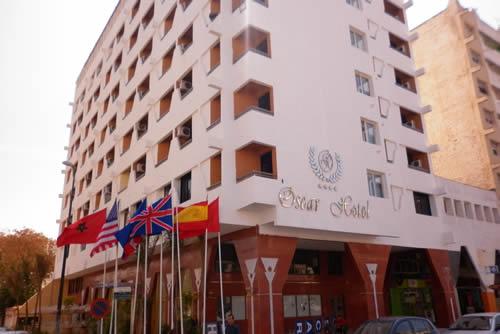 Hôtel Oscar Rabat
