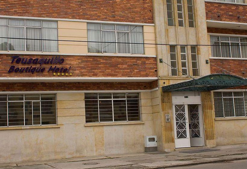 Teusaquillo Boutique Hotel بوجوتا