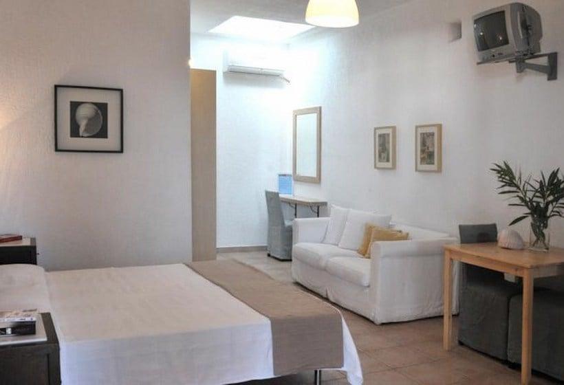 غرفة فندق Fos Suites مايكونوس