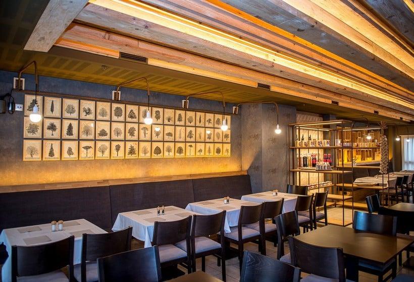 Restaurante Aparthotel Jacetania Spa Jaca