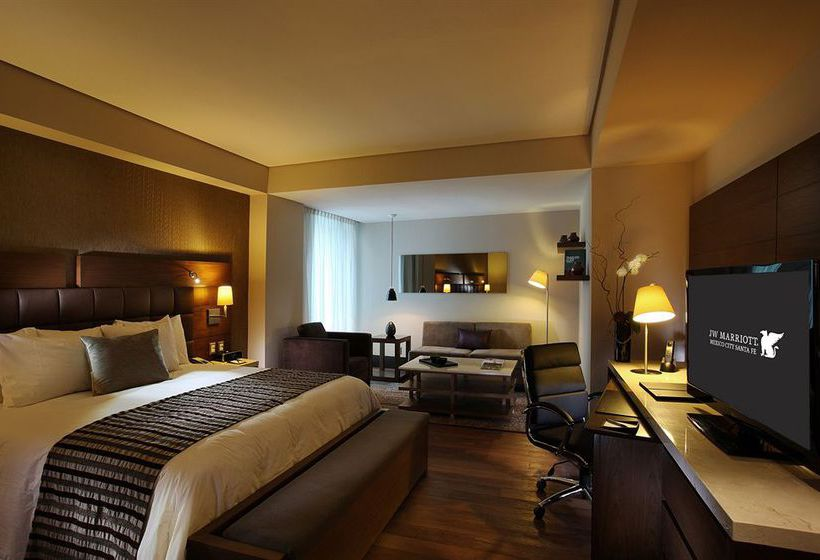 Jw Marriott Hotel Mexico City Santa Fe Città del Messico