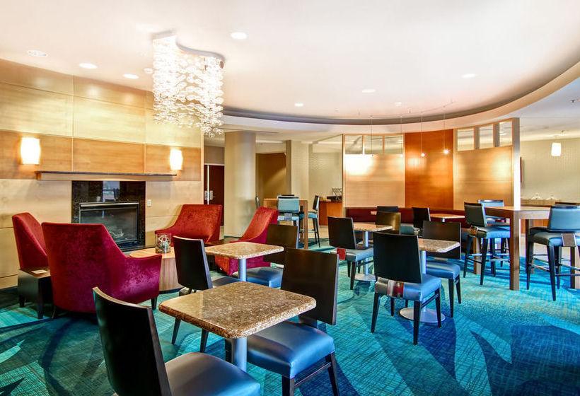 Hotel SpringHill Suites Fresno