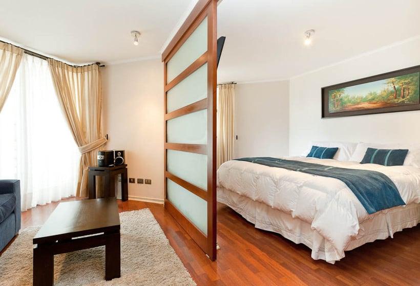 Lastarria Suites Aparthotel Santiago