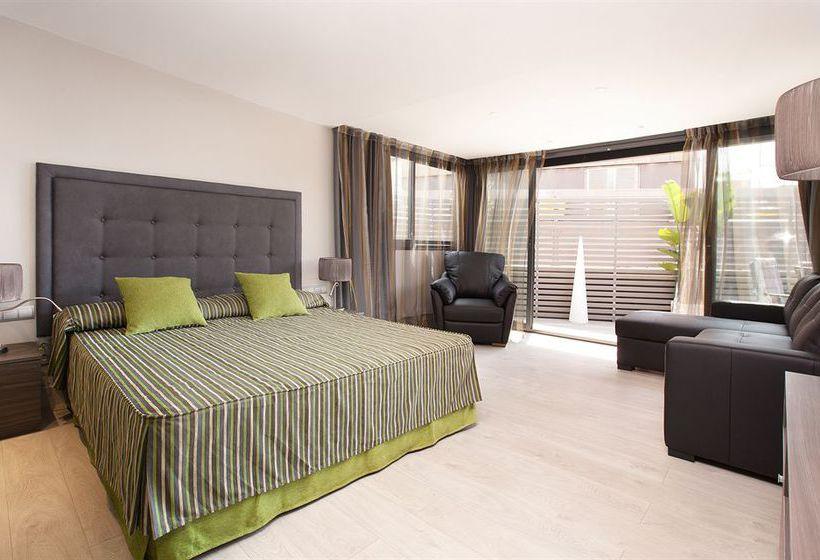 Hotel Dalia Ramblas Barcelone