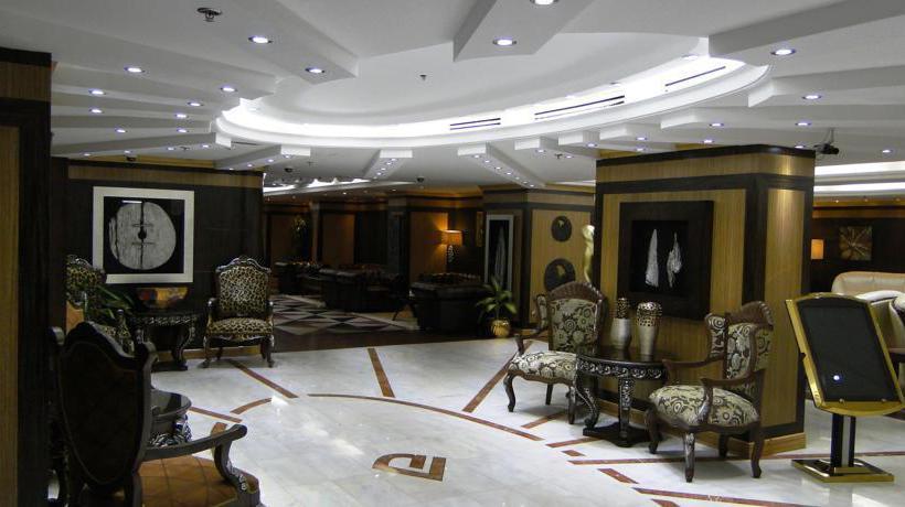 Hotel Delmon Palace Dubai