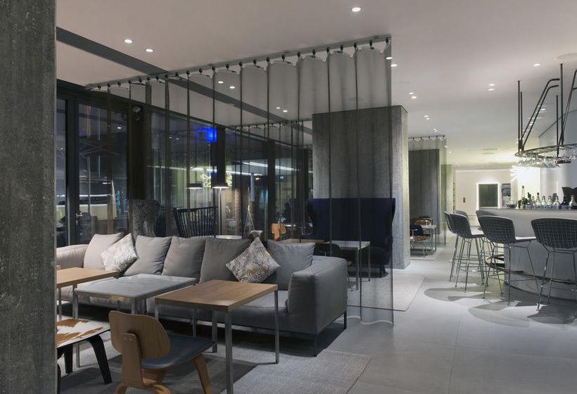 hotell scandic frankfurt museumsufer i frankfurt fr n 384 kr destinia. Black Bedroom Furniture Sets. Home Design Ideas