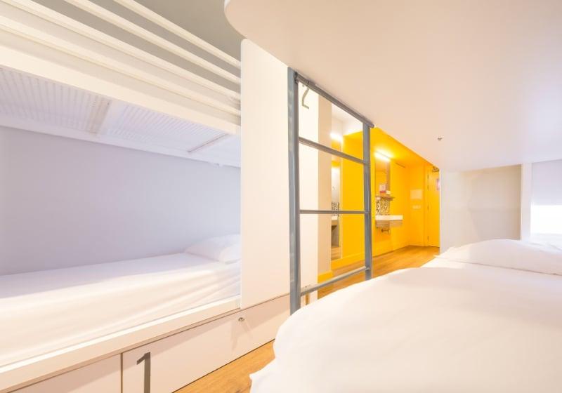 Quarto Generator Hostel Barcelona