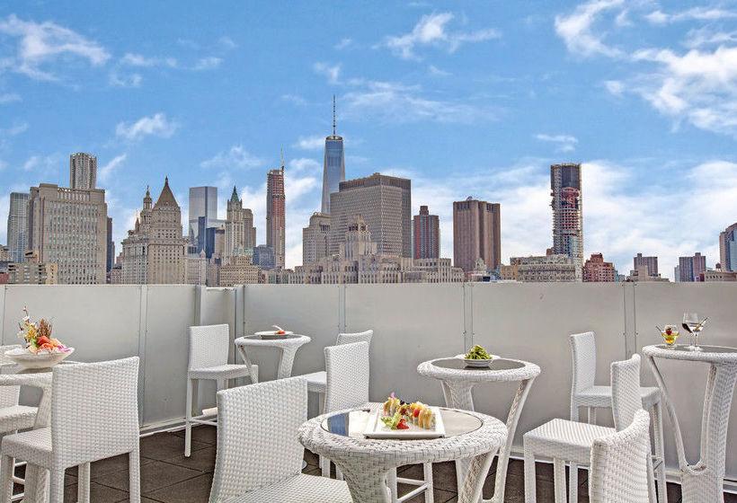 Hotel Wyndham Garden Soho Chinatown In New York Starting