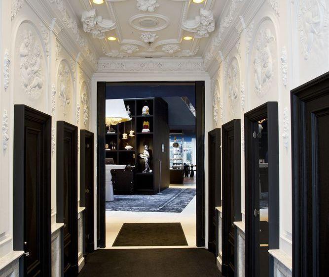 Hôtel Andaz Amsterdam Prinsengracht