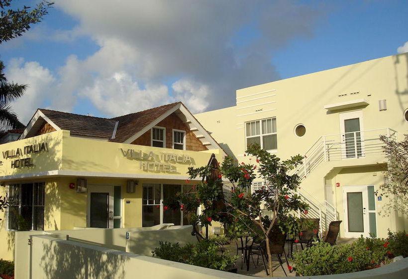 Hotel Complejo Villa Italia  Miami Beach