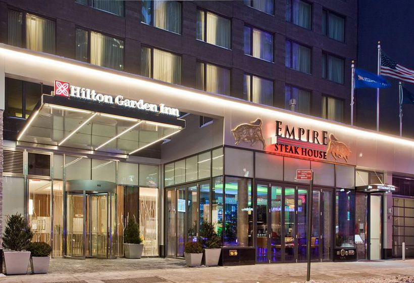 Hotel Hilton Garden Inn Central Park South  New York