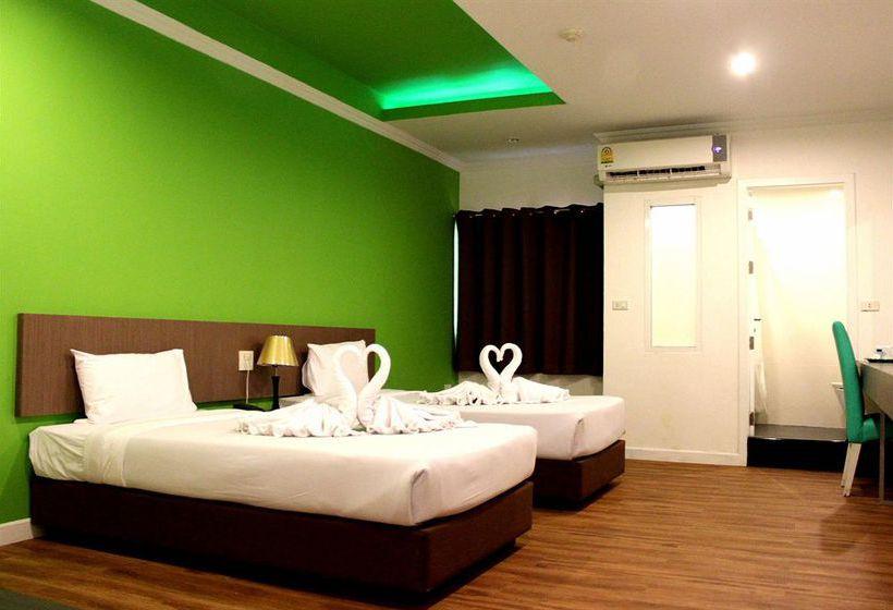 Metro Resort Pratunam Bangkok