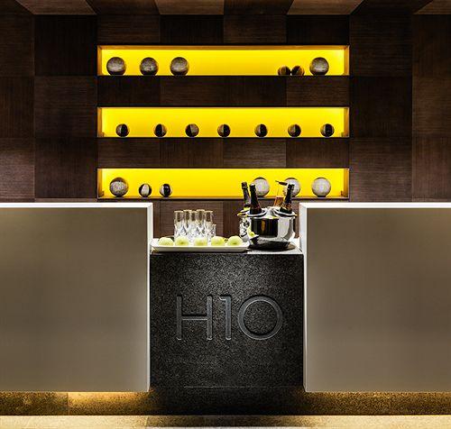 קפה בית מלון כפרי H10 Urquinaona Plaza ברצלונה