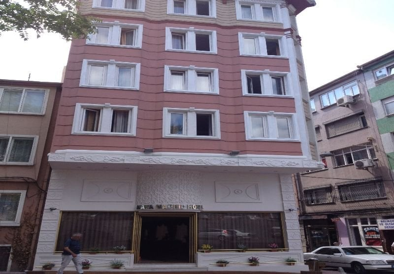 H tel kaya madrid istanbul partir de 17 destinia for Kaya madrid hotel istanbul