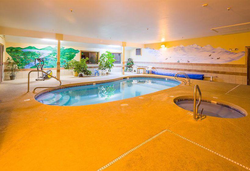 Hotel alpine inn suites gunnison as melhores ofertas for Piscinas gunisol