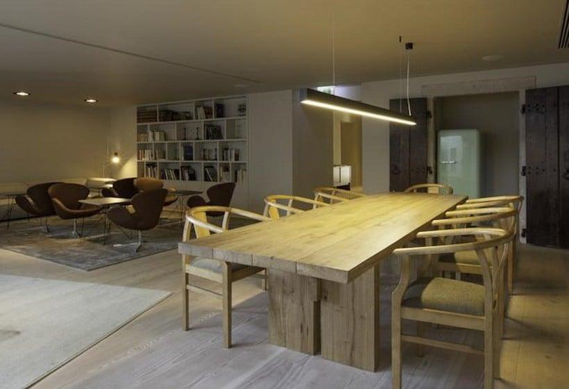 Zonas comunes Hotel Memmo Alfama Lisboa