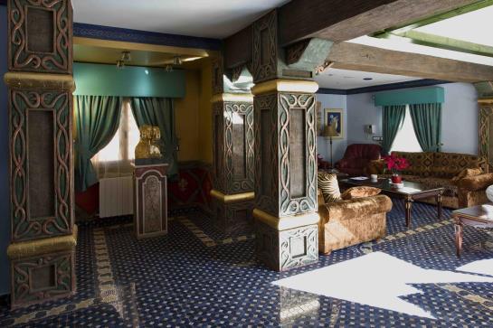 Hotel Villa Rei Jaume Alicante