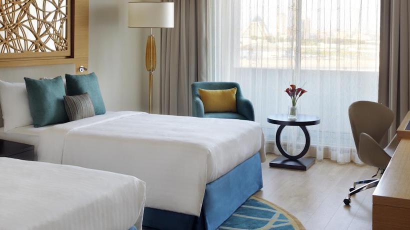 Zimmer Marriott Hotel Al Jaddaf Dubai