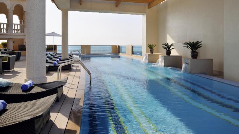 Schwimmbad Marriott Hotel Al Jaddaf Dubai