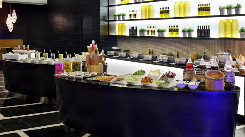 Restaurant Marriott Hotel Al Jaddaf Dubai