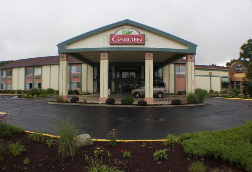 Motel The Garden Inn Elkhart Les Meilleures Offres Avec