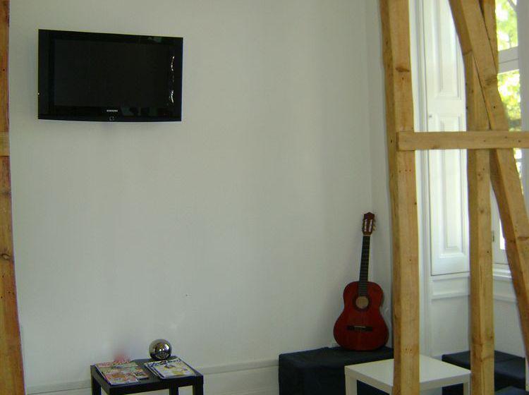 Ns Hostel & Suites コインブラ