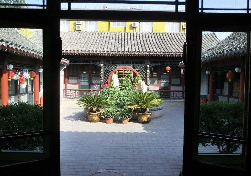 Hotel Shindom Inn Zhushikou Pekín