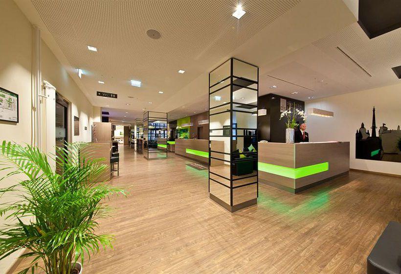 Novum Style Hotel Berlin Centrum Berlín