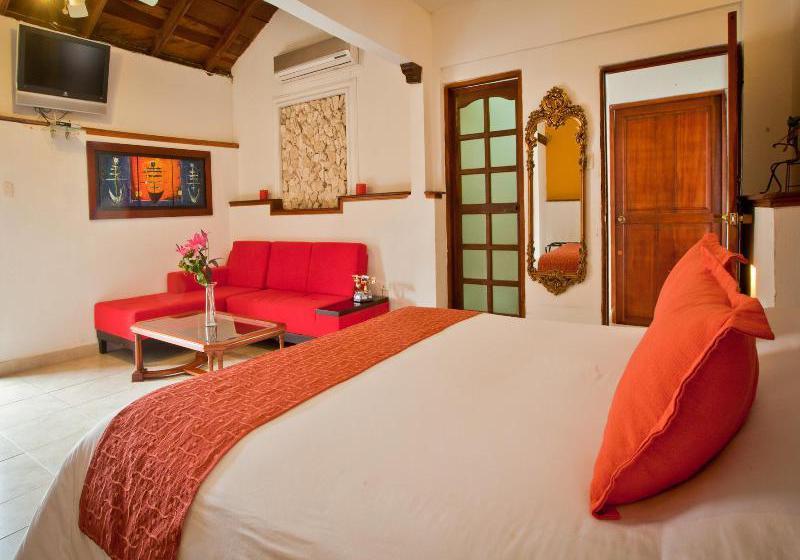 Hotel Casa Los Puntales Cartagena