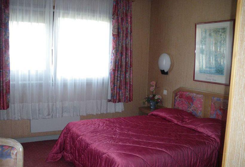 h tel le bargy cluses partir de 38 destinia. Black Bedroom Furniture Sets. Home Design Ideas