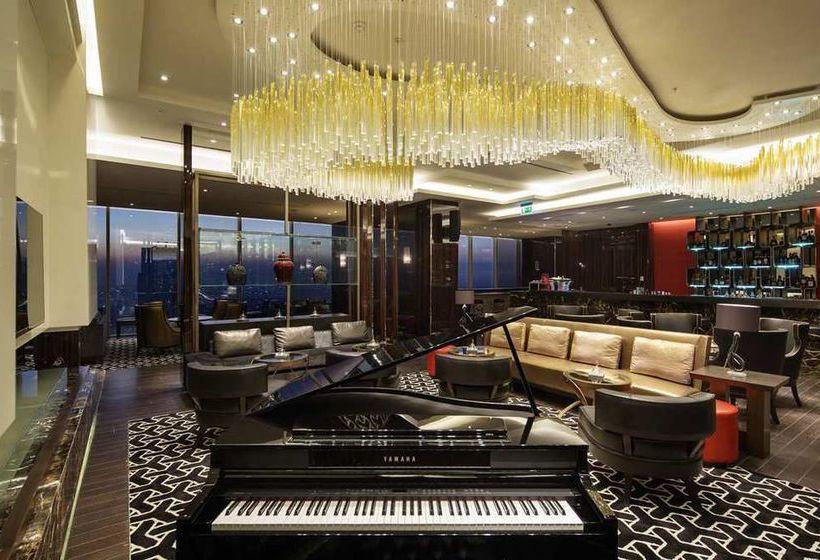 كافيتريا Hilton Istanbul Bomonti Hotel & Conference Center إسطنبول