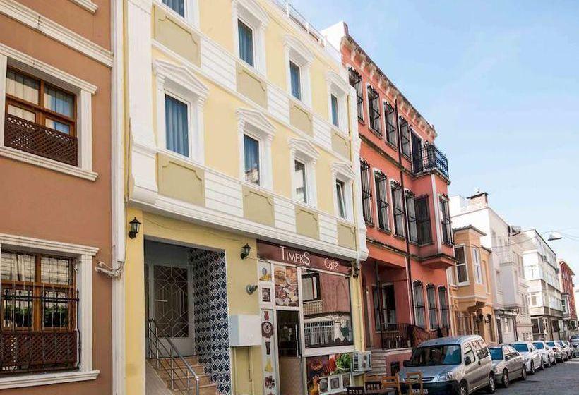 Esterno Hotel Timeks Istanbul