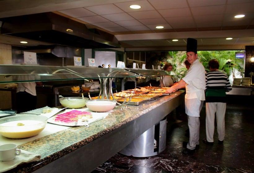 Restaurant Hôtel Trianflor Puerto de la Cruz