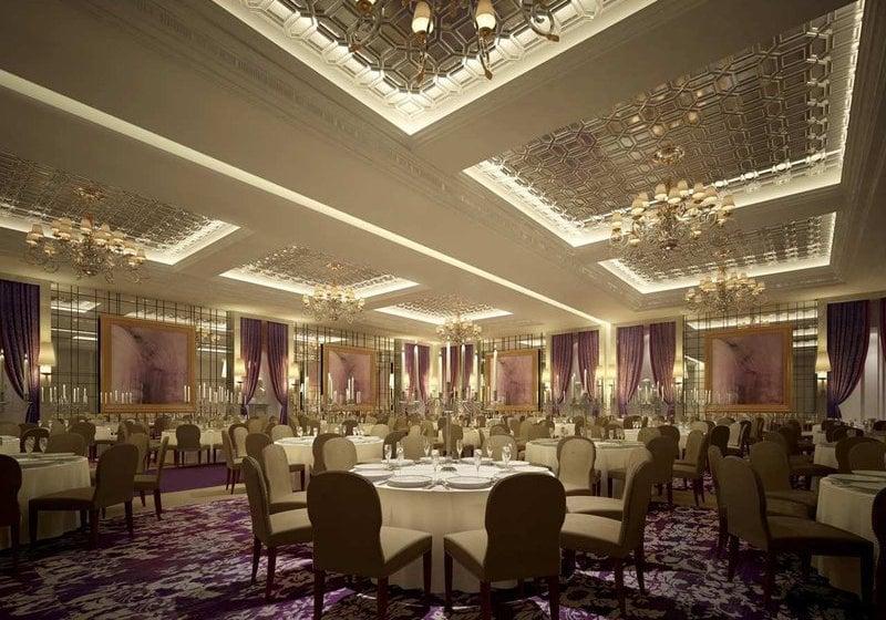 Hotel waldorf astoria dubai palm jumeirah em dubai desde for Astoria hotel dubai