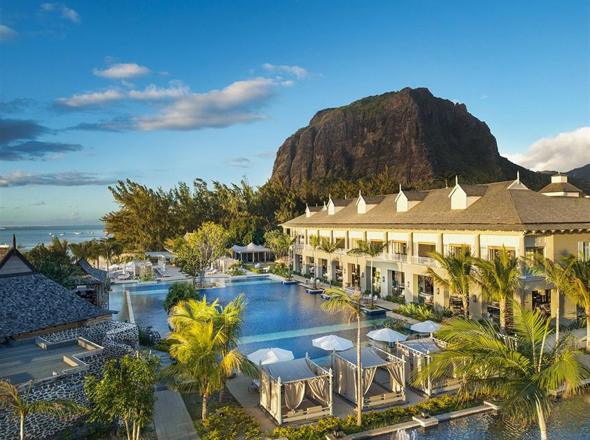 Hotel The St Regis Mauritius Resort In Le Morne Starting At 303
