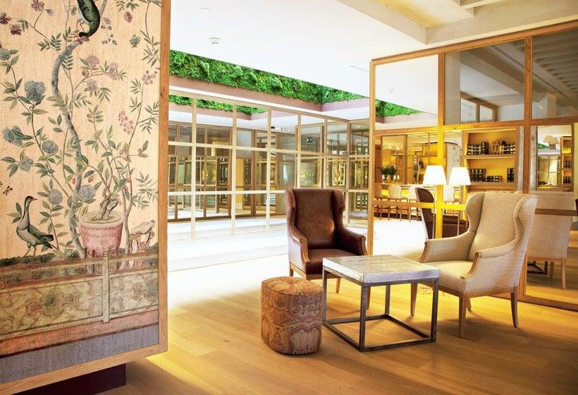 Urso Hotel Spa Em Madrid Desde 80 Destinia