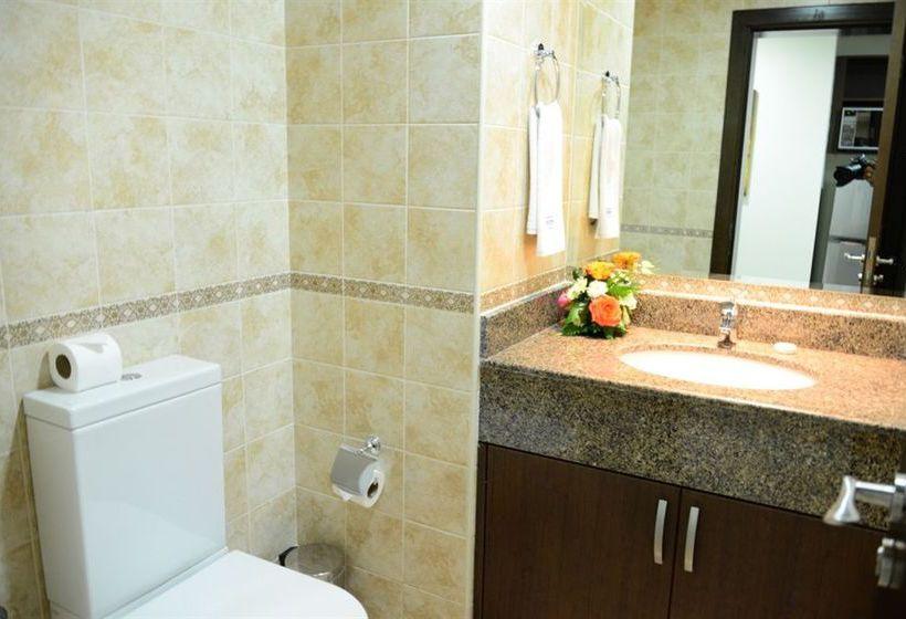 Ванная Welcome Hotel Apartments Дубай