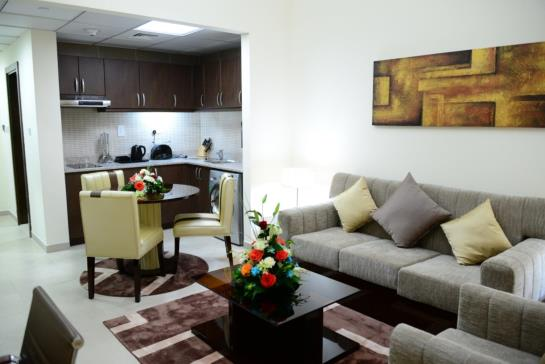Welcome Hotel Apartments Дубай