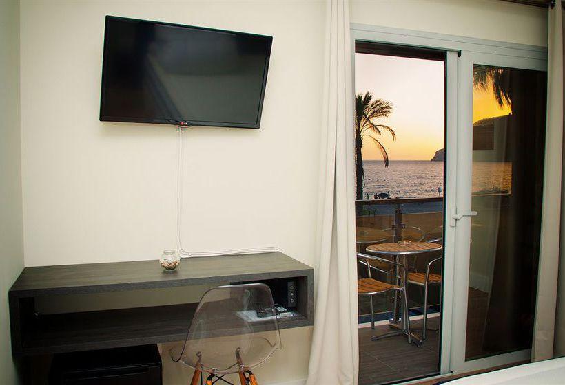 Hostel La Caleta Bay La Herradura